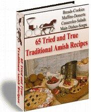 65 Amish Recipes Cookbook ebook