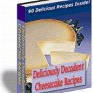 Cheesecake Recipe Cookbook ebook