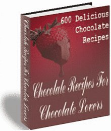 Chocolate Recipes For Chocolate Lovers cookbook ebook
