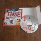 Time 1995 Almanac on CD for Windows