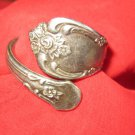 Vintage WMA Rogers Oneida Ltd. Spoon Ring Size 7.5 (r 3)