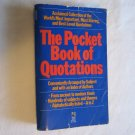 The Pocket Book of Quotations (1952) (BB10)