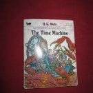 The Time Machine - Illustrated Classic Edition - H. G. Wells (1983) (BB21)