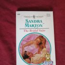 The Bridal Suite by Sandra Marton Harlequin Presents #1979 (1998) (BB13)