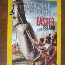 National Geographic Vol. 222, No. 1 July 2012 Easter Island the Riddle