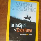 National Geographic Vol. 222, No. 2 August 2012 In the Spirit of Crazy Horse