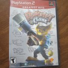 Ratchet & Clank PlayStation 2 PS2 DVD Teen