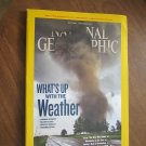 National Geographic Vol. 222, No. 3 September 2012 What's Up With the Weather