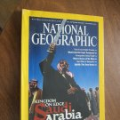 National Geographic Vol. 204, No. 4 October 2003 Kingdom on Edge Saudi Arabia
