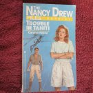 Nancy Drew Files Case 31 Trouble in Tahiti by Carolyn Keene - 1989 (WB4)