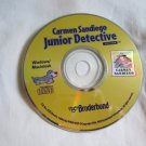 Carmen Sandiego Junior Detective Edition CD ROM