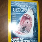 National Geographic April 2000 Vol. 197, No. 4 Inside the Great White