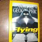 National Geographic December 2003 Vol. 204, No. 6 The Future of Flying