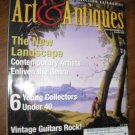 Art & Antiques Magazine October 2003 The New Landscape