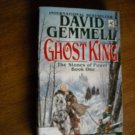 Ghost King by David Gemmell The Stone of Power Book One (1996) (BB12)