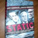 Static by Amy Goodman and David Goodman (2006) (BB38)