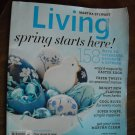 Martha Stewart Living Magazine Easter Egg Hunt April 2011 Number 209