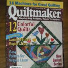 Quiltmaker Magazine January / February 2003 No. 89 Volume 22 No. 1 (G1)