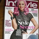 Instyle Volume 18 Number 11 October 2011 Katy Perry