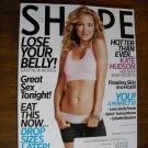 Shape November 2013 Volume 33 Number 3 Kate Hudson