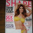 Shape July / August 2013 Volume 32 Number 10 Jillian Michaels, Jiggle Free Arms, Sex SOS (G1)