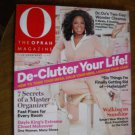 The Oprah Magazine March 2012 volume 13 Number 3 De-Clutter Your Life (G1)
