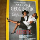 National Geographic Vol. 177, No. 6 June 1990 Austin New Moche Tomb