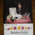 Preston County Buckwheat Festival Magazine Kingwood, WV (1998) 57th Annual
