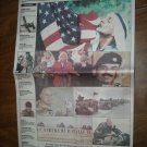 The Sun Section E Sunday March 10, 1991 Desert Storm 43 Days Images of the war Persian Gulf