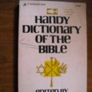 Handy Dictionary of the Bible by Merrill C. Tenney (1980) (BB11)