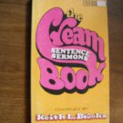The Cream Book Sentence Sermons by Keith L. Brooks (1972)