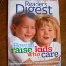 Reader's Digest Magazine December 2008 - How to Raise Kids Who Care