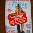 Reader's Digest Magazine October 2008 - How to Get a Great Deal on Anything