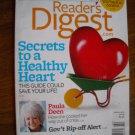Reader's Digest Magazine February 2009 - Paula Deen - Secrets  to a Healthy Heart