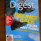 Reader's Digest Magazine May 2009 - Jay Leno - Bounce Back from Anything
