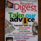 Reader's Digest Magazine August 2009 - Brad Paisley - Take Our Advice