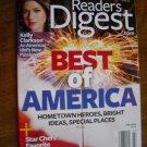 Reader's Digest Magazine July 2009 - Kelly Clarkson - Best of America