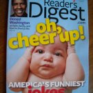Reader's Digest Magazine June 2009 - Denzel Washington - Oh, Cheer Up!