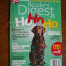 Reader's Digest Magazine December 2009 / January 2010 - Real Life Miracles