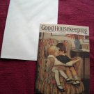 Good Housekeeping November 1921 Greeting Card - Jessie Willcox Smith - two girls reading