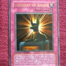 Yu-Gi-Oh - Judgment of Anubis - RDS-ENSE3 - Trap Card - yu gi oh Limited Edition (wtn875)