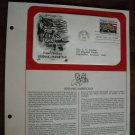 Proud Heritage Hispanic Americans 1984 Postal Commemorative Society First Day Cover