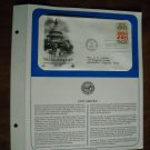 Centennial of the Civil Service Act 1983 Postal Commemorative Society First Day Cover Sheet