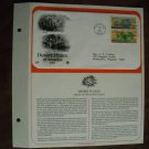 Desert Plants of America Agave & Beavertail Cactus 1981 Postal Commemorative First Day Cover Sheet