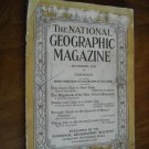National Geographic November Volume LVIII 1930 - New York