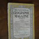 National Geographic September 1932 Vol LXII No. Three - Atlantic & Gulf Coasts