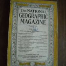 National Geographic March 1934 Vol. LXV No. Three - Coral Islands