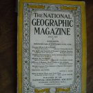 National Geographic July 1934 Vol. LXVI No. One - Sweden