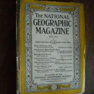 National Geographic May 1935 Vol. LXVII No. Five- Maine
