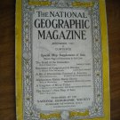 National Geographic December 1933 Vol. LXIV No. Six- Knighthood Rhodes